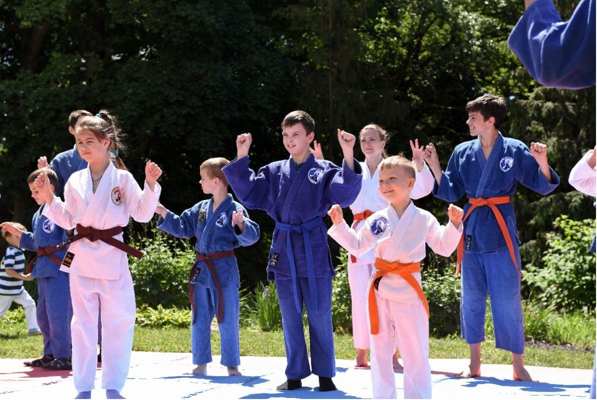 В каком возрасте можно начинать заниматься айкидо?