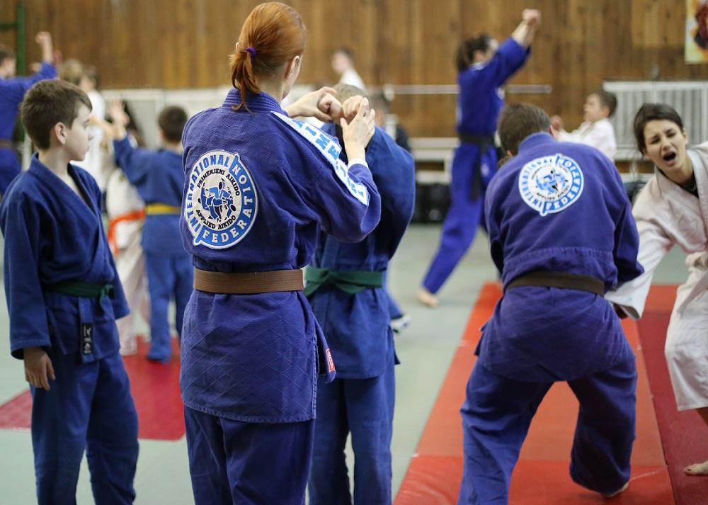 Набор на тренировки о айкидо