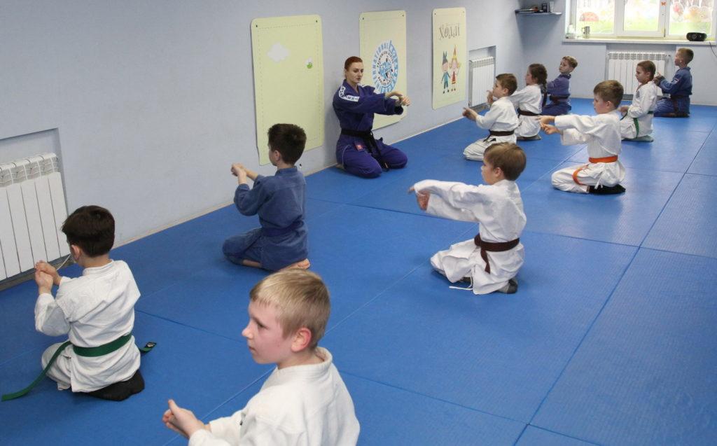 applied aikido Kyiv